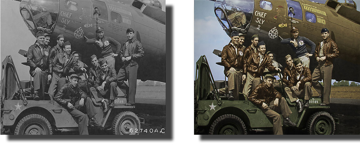 photo colorization services online